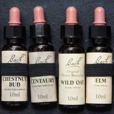 Bach Flower Remedies on WhiteWicca